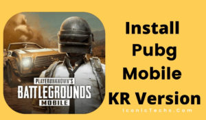How To Download Or Install Pubg Mobile KR Version