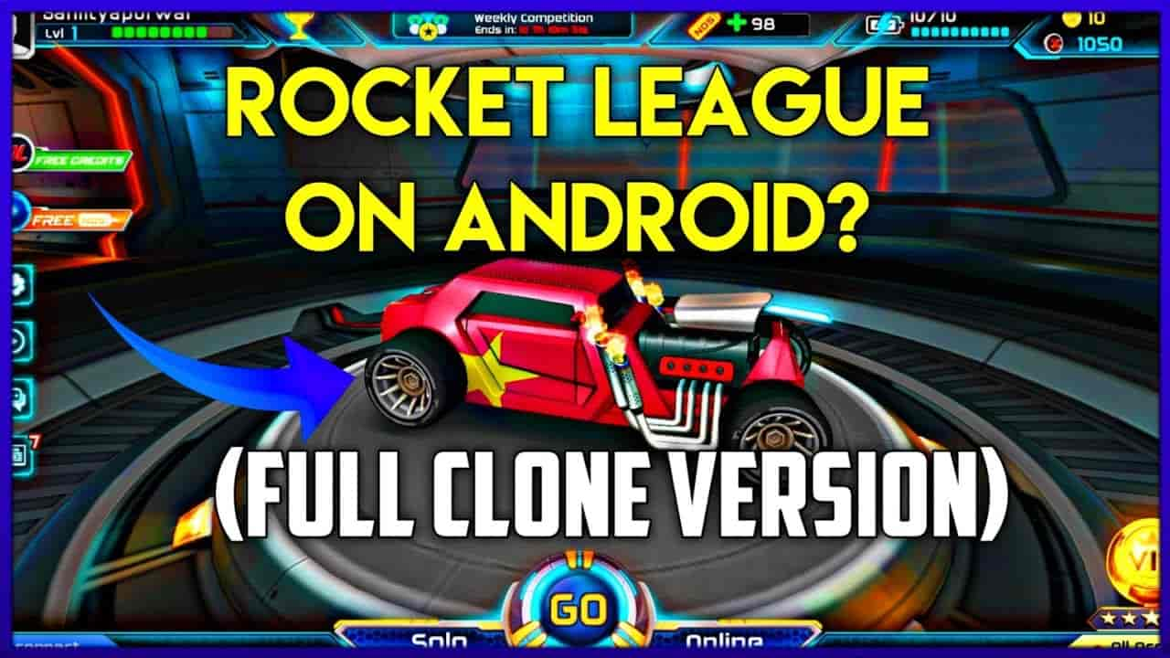 (Clone Version) How To Download Rocket League On Android?