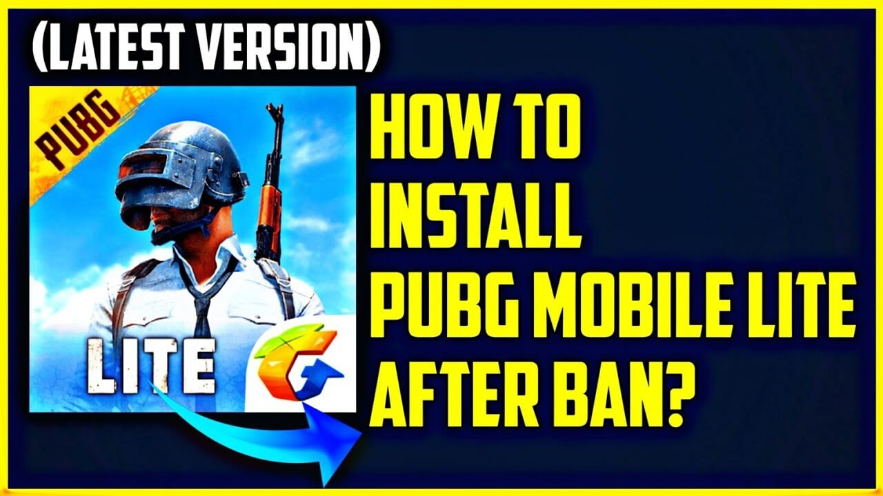 How To Download Or Update Pubg Mobile Lite Apk After Ban In India?