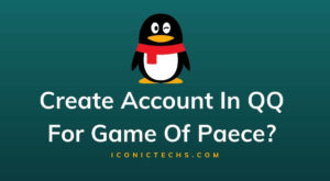 How To Signup In QQ For Game For Peace?