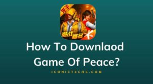 Read more about the article Download Pubg Chinese (Game For Peace) Version In India?