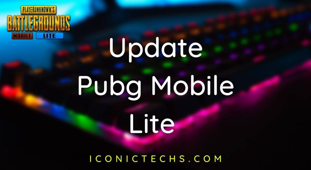How To Update Pubg Mobile Lite (0.21.0) Latest Version?