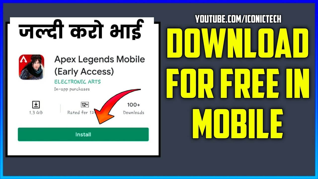 Read more about the article Download Apex Legends Mobile In Android Phones