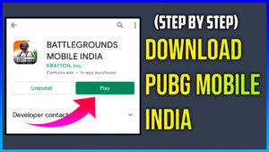 Read more about the article How To Download Battlegrounds Mobile India?